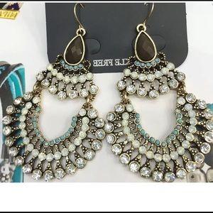 New gorgeous boho earrings from London